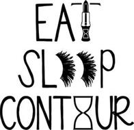 EAT SLEEP CONTOUR