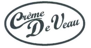 CRÈME DE VEAU