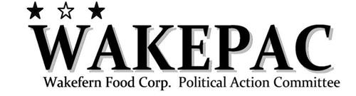 WAKEPAC WAKEFERN FOOD CORP. POLITICAL ACTION COMMITTEE