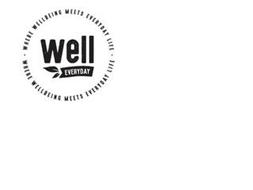 WELL EVERYDAY · WHERE WELLBEING MEETS EVERYDAY LIFE ·
