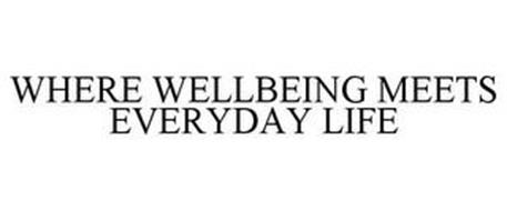 WHERE WELLBEING MEETS EVERYDAY LIFE