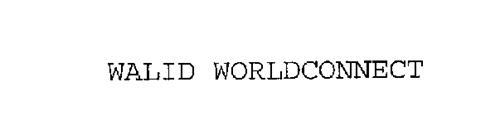 WALID WORLDCONNECT