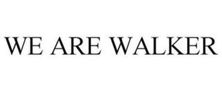 WE ARE WALKER