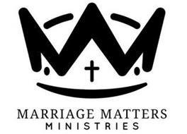 MARRIAGE MATTERS MINISTRIES