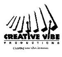 CREATIVE VIBE PRODUCTIONS CREATING NEW VIBES IN MUSIC.