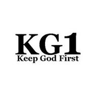 KG1 KEEP GOD FIRST