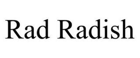 RAD RADISH