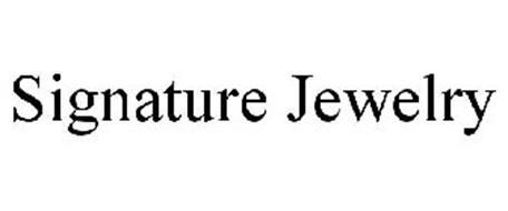 SIGNATURE JEWELRY