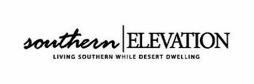 SOUTHERN|ELEVATION LIVING SOUTHERN WHILE DESERT DWELLING