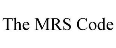 THE MRS CODE