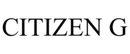 CITIZEN G