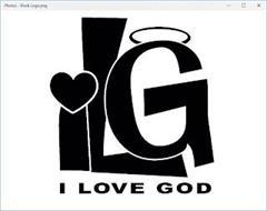 ILG I LOVE GOD