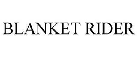 BLANKET RIDER
