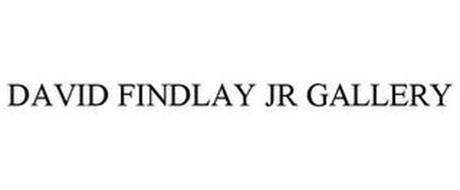 DAVID FINDLAY JR GALLERY