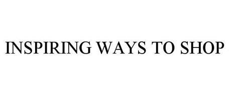 INSPIRING WAYS TO SHOP
