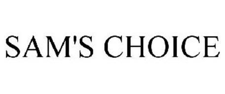 SAM'S CHOICE