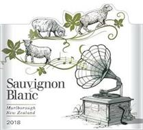 SAUVIGNON BLANC MARLBOROUGH NEW ZEALAND2018