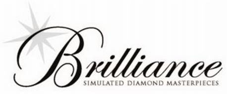 BRILLIANCE SIMULATED DIAMOND MASTERPIECES