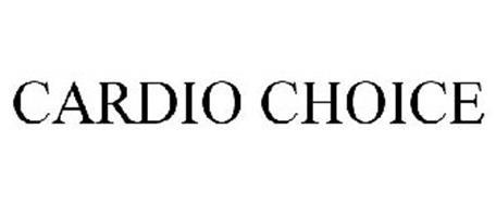 CARDIO CHOICE