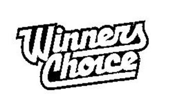 WINNERS CHOICE Trademark of Wal-Mart Stores, Inc  Serial