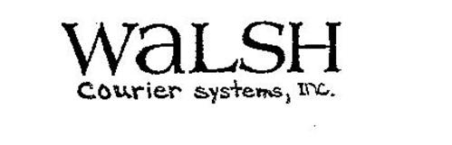 WALSH COURIER SYSTEMS, INC.