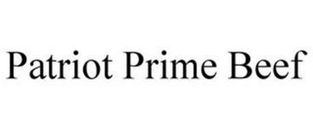 PATRIOT PRIME BEEF