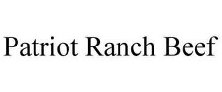 PATRIOT RANCH BEEF