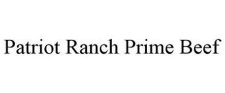 PATRIOT RANCH PRIME BEEF