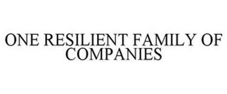 ONE RESILIENT FAMILY OF COMPANIES