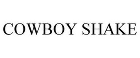 COWBOY SHAKE