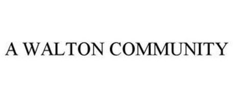 A WALTON COMMUNITY