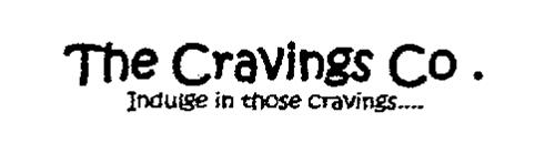 THE CRAVINGS CO. INDULGE IN THOSE CRAVINGS....