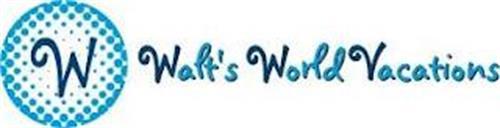 W WALT'S WORLD VACATIONS