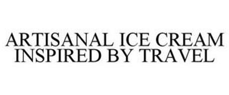 ARTISANAL ICE CREAM INSPIRED BY TRAVEL