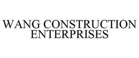 WANG CONSTRUCTION ENTERPRISES