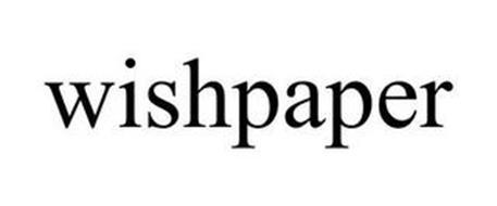 WISHPAPER