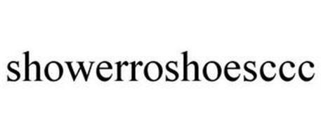 SHOWERROSHOESCCC