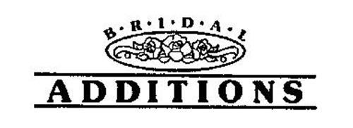 BRIDAL ADDITIONS