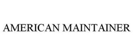AMERICAN MAINTAINER