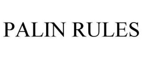 PALIN RULES