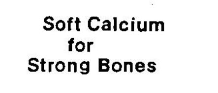 SOFT CALCIUM FOR STRONG BONES
