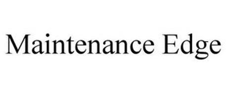 MAINTENANCE EDGE