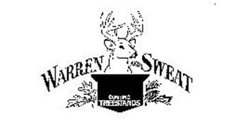 WARREN AND SWEAT CLIMBING TREESTANDS
