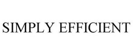 SIMPLY EFFICIENT