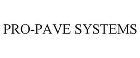 PRO-PAVE SYSTEMS