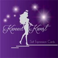 KWEEN KWEST SELF EXPRESSION CARDS