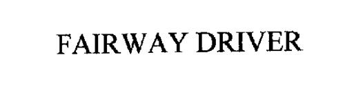FAIRWAY DRIVER