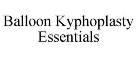 BALLOON KYPHOPLASTY ESSENTIALS