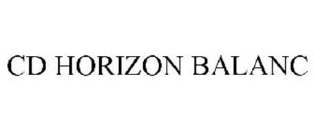 CD HORIZON BALANC