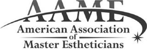AAME AMERICAN ASSOCIATION OF MASTER ESTHETICIANS